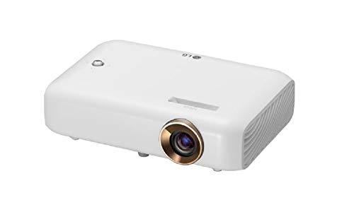 LG Beamer PH550G bis 254 cm (100 Zoll) CineBeam LED HD Projektor (550 Lumen, Drahtlose...