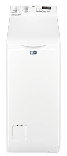 AEG L6TB41270 Waschmaschine Toplader / Energiesparender Waschvollautomat A+++ / Mengenautomatik /...