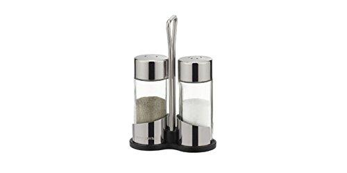 Tescoma Salz- und Pfefferstreuer Set, aus Glas und Edelstahl