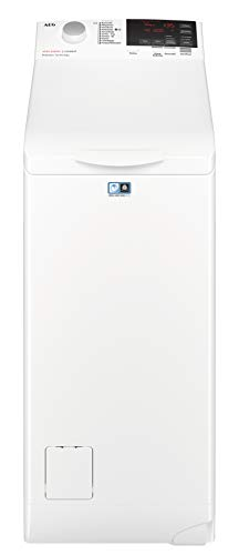 AEG L6TB61370 Waschmaschine Toplader / Energiesparender Waschvollautomat / Energieklasse F / Mit...