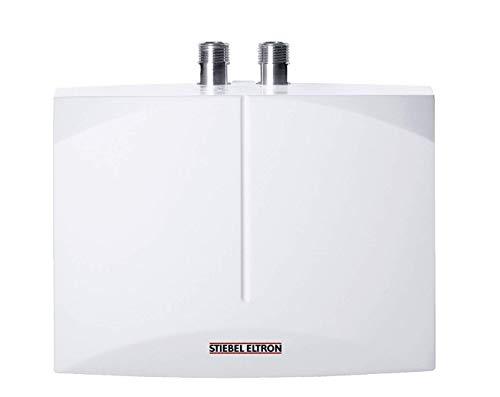 Stiebel Eltron hydraulischer Mini-Durchlauferhitzer DNM 3 fürs Gäste-WC, 3,5 kW, steckerfertig,...