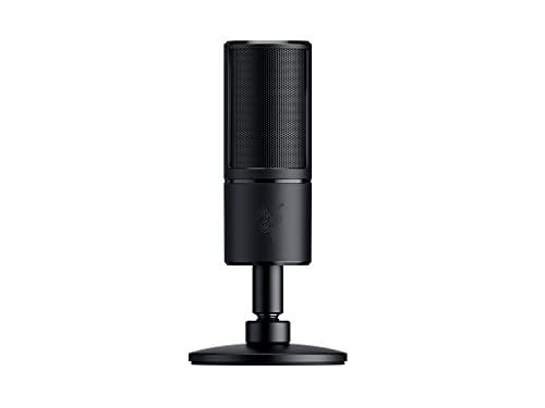Razer Seiren X Streaming Microphone Built-In Shock Mount Black