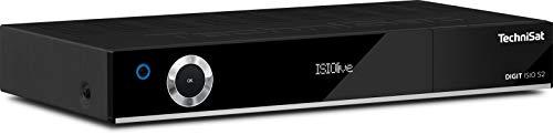 TechniSat DIGIT ISIO S2 - HD Sat-Receiver mit Twin-Tuner (HDTV, DVB-S2, PVR Aufnahmefunktion via USB...