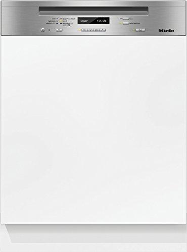 Miele G6730 SCI Geschirrspüler Teilintegriert / A+++ / 213 kWh / 14 MGD / edelstahl Cleansteel /...