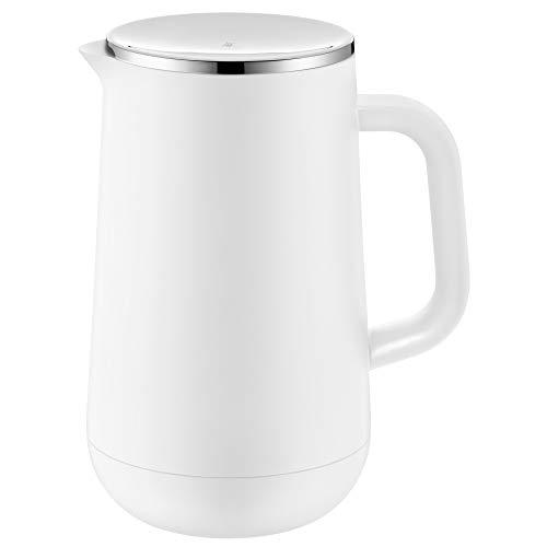 WMF Impulse Thermoskanne 1l, Isolierkanne für Tee oder Kaffee, Drehverschluss, hält Getränke 24h...