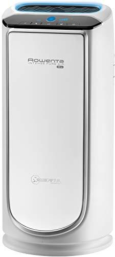 Rowenta PU6020 Luftreiniger Intense Pure Air XL, 75 Watt, silber/weiß