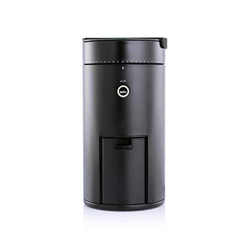 Wilfa SVART UNIFORM Kaffeemühle - mit 41 Mahlgradstufen, digitale Verbindung dank App, mit...