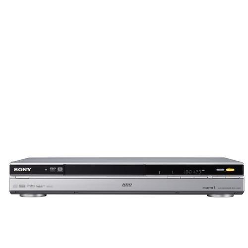 Sony RDR HX 680 S DVD- und Festplatten-Rekorder 160GB (DivX-Zertifiziert, HDMI, Upscaling 1080)...