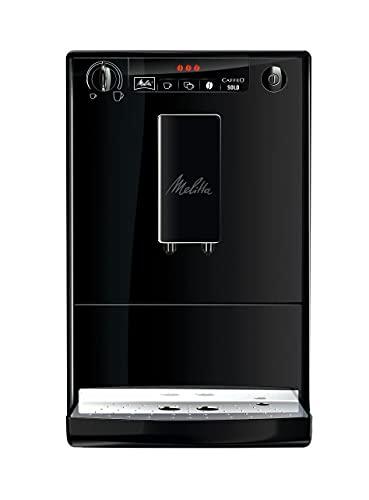 Melitta Caffeo Solo E 950-222 Kaffeevollautomat (Exzellenter Kaffee-Genuss dank Vorbrühfunktion und...