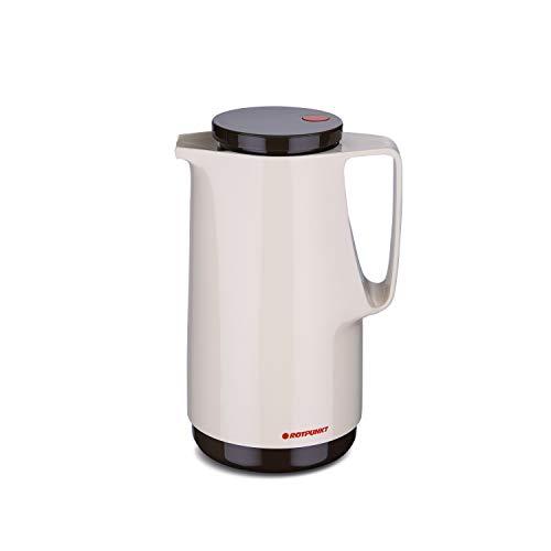 ROTPUNKT Isolierkanne 760 Maxima 1,0 l | Zweifunktions-Drehverschluss | BPA-frei - gesundes Trinken...