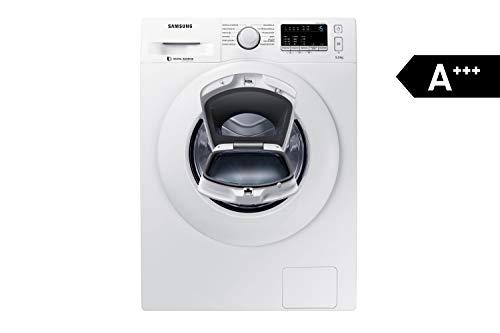 Samsung WW90K4420YW I EG AddWash Waschmaschine Frontlader I A+++ I 1400 U/min I 9 kg I Weiß I...