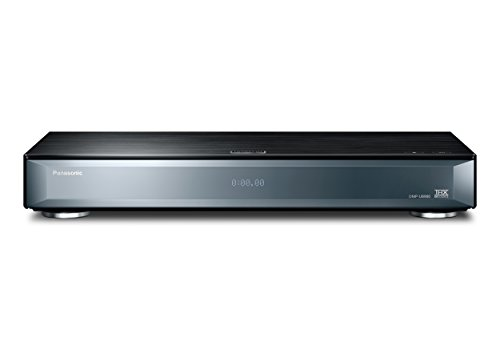 Panasonic DMP-UB900EGK Ultra HD Blu-Ray Player (4K Blu-ray discs, 4K VoD, HDR, THX, DLNA, VOD, 2x...