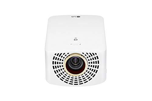LG Beamer HF60LSR bis 304,8 cm (120 Zoll) CineBeam Full HD LED Projektor (1400 Lumen, Drahtlose...