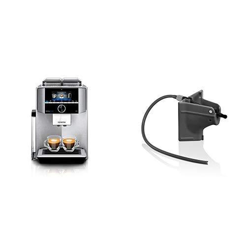Siemens TI9575X1DE EQ.9 s700 plus connect Kaffeevollautomat (1500 Watt, vollautomatische...