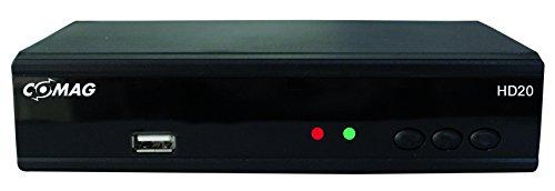 Comag HD20 HDTV Satelliten Receiver (HDMI 1080p, USB 2, PVR Ready) schwarz