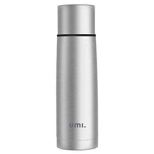 UMI. by Amazon - Thermoskanne, Vakuum Isolierflasche 500ml, aus 18/8 Edelstahl, BPA Frei,Leicht und...