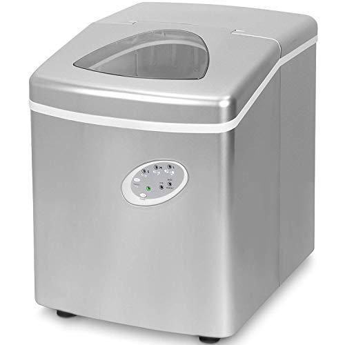 Think Gizmos Ice Maker Maschine für zu Hause - bester Wohnungs Ice Würfel Maker mit tragbarer...