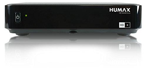HUMAX Digital HD-Nano Eco Satelliten-Receiver (HDTV, USB, PVR-Funktion, geringer Stromverbrauch,...