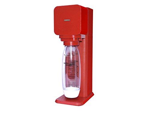 sodastream Wassersprudler Starter Set, Rot