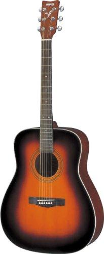 Yamaha F370 Westerngitarre tobacco brown sunburst - Hochwertige Dreadnought-Akustikgitarre für...