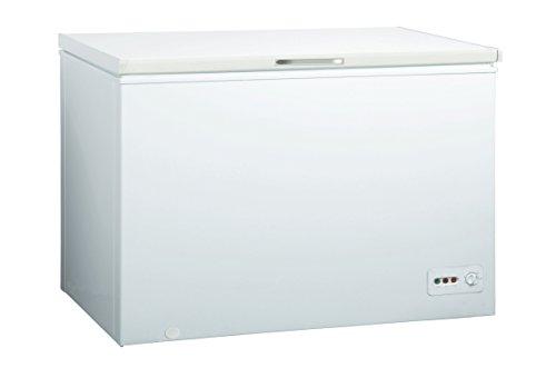 Comfee GT 300 A+++ Gefriertruhe / 85 cm Höhe / 142 kWh/Jahr / 300 Liter Gefrierteil / Großer...