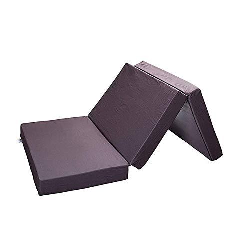 Klappmatratze 90x200x12cm shogazi ® TRAVEL, Gästematratze, Faltmatratze 3-teilig,...