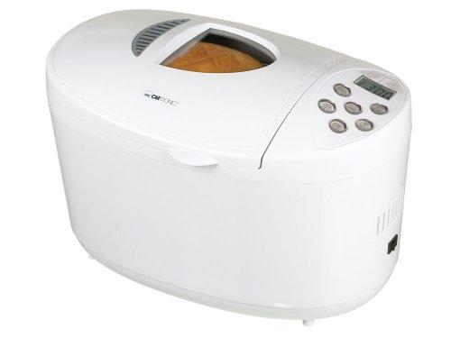 Clatronic BBA 2865 Brotbackautomat 1300g weiß