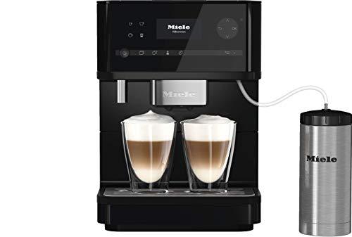 Miele CM 6350 Kaffeevollautomat (OneTouch- und OneTouch for zwei-Zubereitung, vier Genießerprofile,...