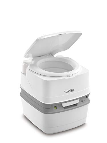 Thetford 92820 Porta Potti 365 Toilette Portatili Qube, weiß, 414 x 383 x 427 mm