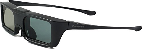 Panasonic TY-ER3D6ME Aktive Bluetooth Shutterbrille (Batterie, aktiv 3D, geeignet für Panasonic...