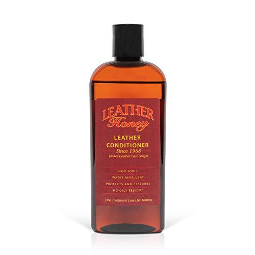 Leather Honey Lederpflegemittel, das beste Lederpflegemittel seit 1968, 8 Oz Flasche. Zur Verwendung...