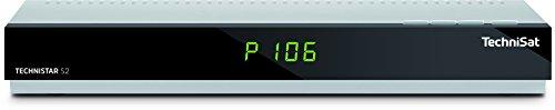 TechniSat TECHNISTAR S2 / HD Sat-Receiver mit Single-Tuner für Empfang in HD, UPnP-Livestreaming,...