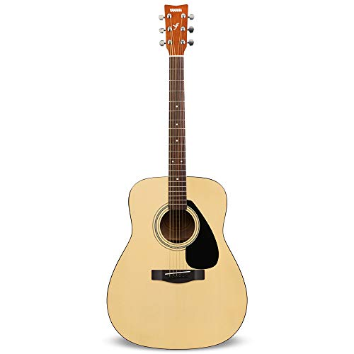 Yamaha F310 Westerngitarre natur - Hochwertige Dreadnought-Akustikgitarre für Erwachsene &...