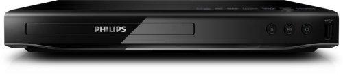 Philips DVP2880/12 DVD-Player (HDMI, 1080p, USB 2.0 DivX Ultra) schwarz