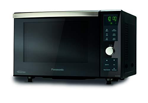 Panasonic NN-DF383BGPG Mikrowelle (1000 Watt, Ofen Kombi, Inverter Mikrowelle, 23 Liter, ohne...