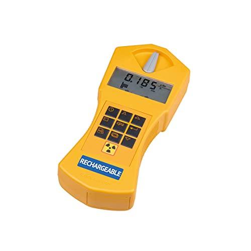 GAMMA-SCOUT Rechargeable   Geigerzähler für Radioaktivität mit wiederaufladbarem Akku, Verwendung...