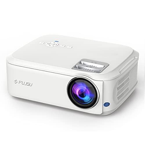 Beamer, 6500 Lumen Heimkino Beamer, Native 1080P Beamer Full HD ,für Heimkino Office Powerpoint...