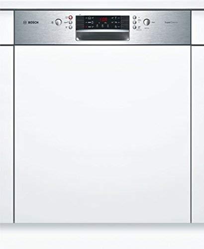Bosch SMI46KS01E Serie 4 Geschirrspüler Teilintegriert / A++ / 60 cm / Edelstahl / 262 kWh/Jahr /...
