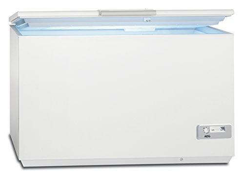 AEG AHB93331LW Gefriertruhe / 327 L / LowFrost – weniger Eisbildung / Quick-Türöffnung /...