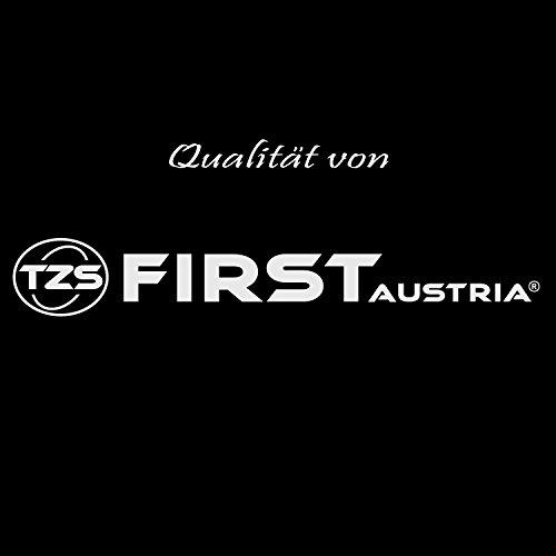 1,3 PS Glas Edelstahl Hochleistungs-Standmixer mit 6 Klingen 1,75 Liter 21.650 U/min 5...