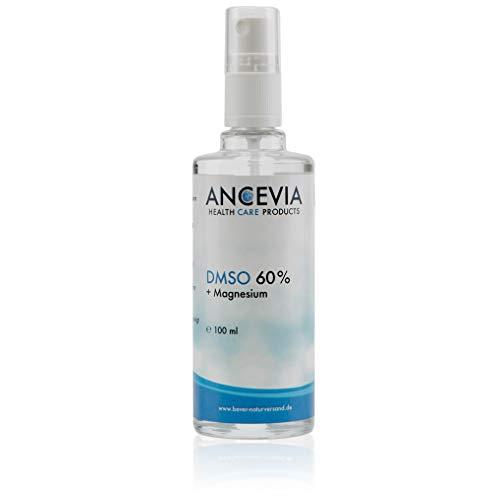 ANCEVIA® DMSO 60 mit Magnesium 100ml - Dimethylsulfoxid + Magnesiumchlorid - als Spray - DMSO mit...