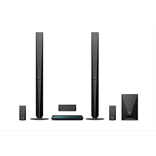 Sony BDV-E4100 Surround Blu-ray Heimkinosystem (5.1. Kanal Sound, Blu-ray Player, DVD Player,...