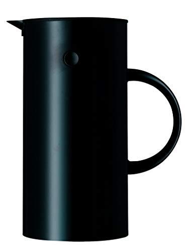 Stelton, Edelstahl, Black, 0.5 l