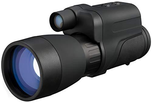 Yukon Nachtsichtgerät NV 5x60 Generation 1+ mit integriertem Infrarotstrahler für maximale...