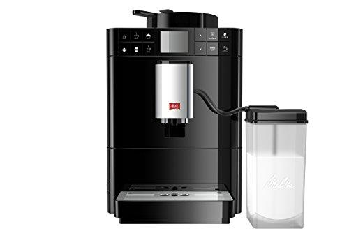 Melitta Caffeo Varianza CSP F570-102, Kaffeevollautomat mit Milchbehälter, One Touch Funktion,...
