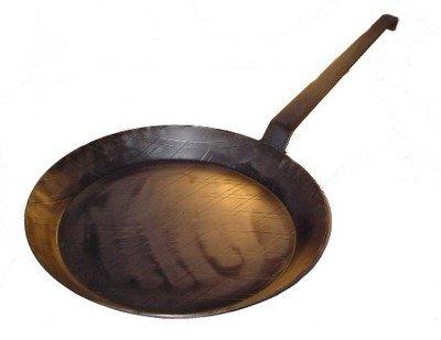 TAMLED Eisenpfanne kaltgeschmiedet 40 cm