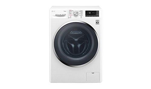 LG F14WM9TS2 9kg [A+++] Waschmaschine, 1400 U/min., Steam™, TurboWash™, Smart ThinQ™