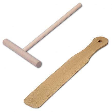 HOFMEISTER® Crepes-Verteiler + Crepes-Wender