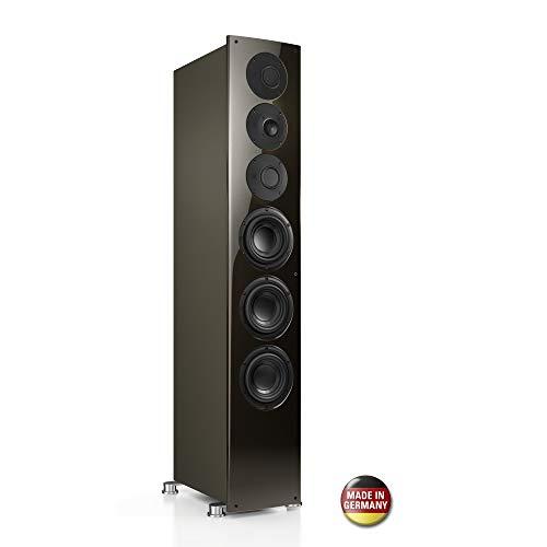 Nubert nuVero 110 Standlautsprecher | Lautsprecher für Stereo | HiFi Qualität auf höchstem Niveau...