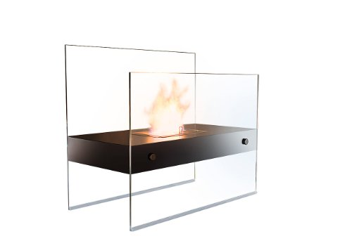 Carlo Milano Ethanolofen: Lounge-Feuer Avantgarde für Bio-Ethanol (Bio Ethanol Ofen)